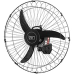 Ventilador Oscilante de Parede Tron 60cm Preto Bivolt