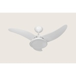Ventilador de Teto Itaparica Led 24W Branco 127V