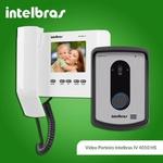 Video Porteiro IV4010 HS/Color Intelbras