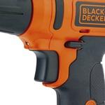 Parafusadeira Furadeira 12v 31 Acessórios com Maleta Black Decker LD12SC-BR