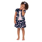 Camisola Kyly Infantil Feminina Princesa