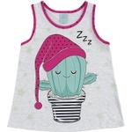 Pijama Kyly Infantil Brilha no Escuro 10 ao 16