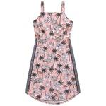 Vestido Fakini Infantil Feminino 12-14-16 Laranja Claro