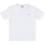 Camiseta Milon Infantil Masculina Branca
