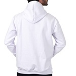 Moletom Canguru Blusa de frio Unissex - Branco