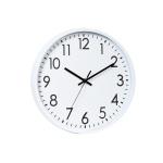Relógio de parede redondo branco casa decoração cozinha sala