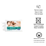 Travesseiro em Percal 180 Fios Macio - Trisoft Classic Soft