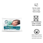 Travesseiro Infantil Health Kids Trisoft 180 fios