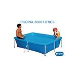 Piscina 2000 Litros Premium Mor