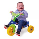 Triciclo Infantil Xalingo - Pop Birds