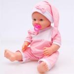 Baby Miketa com Chupeta - Miketa Brinquedos