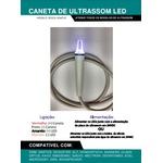 CANETA DO PROFI / ULTRASSOM FIXA DABI / SAEVO COM LED