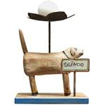 Castiçal Cachorro I - Coleção Castiçais de Bichos