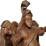 Escultura São Miguel Arcanjo