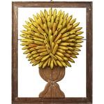 Quadro Ânfora com Bananas - Médio Alto