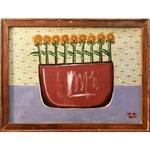 Painel Toti - Vaso com Flores