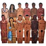 Painel Talha de Índios