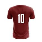 Camisa Jogo Vinho