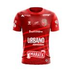Camisa Goleiro Lagarto Futebol Clube Vermelha 2018