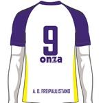 Camisa Associação Desportiva Frei Paulistano 2020 2