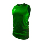 Camisa Regata Casual Masculina Verde