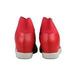 Tênis Siena Sneakers Elástico Ferrari Salto 4,5 Cm