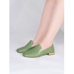 Loafer Rebeca Ponto Celeiro Siciliano Salto 2 cm