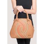 Shoulder Bag Handmade Couro Terracota