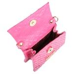 Mini Bag Estruturada Couro Azaleia