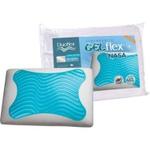 Travesseiro Nasa Alto Gel Flex