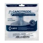 Eletrodo Adesivo 3X5cm Carcitrode com 4 unidades