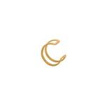 Piercing Ear Cuff em Ouro 18k
