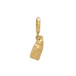 Pingente Mamadeira em Ouro 18k