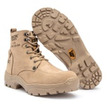 Bota 1050 C.A Jhon Boots - Marfim