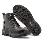 Bota 1050 C.A Jhon Boots - Preto