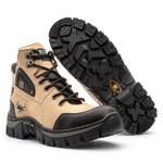 Bota Jhon boots 6500 - Areia