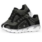 Tênis Jhon Boots 8000 - Cinza