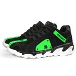 Tênis Jhon Boots 8000 - Preto/Verde