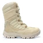 Bota Master Boots Motoqueiro - Off White
