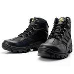 Bota Master Boots Explorer - Preto
