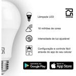 Smart Lâmpada Inteligente RSmart Wi-Fi LED 9W - Bivolt