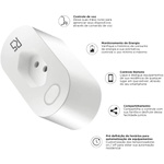 Tomada Inteligente Smart Plug Wi-Fi RSmart 10A