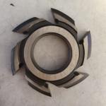 Fresa para molduras 70mm X 12mm 6 Asas Aço Fepam