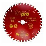 Serra Circular de Widea 180 x 40Z E/D AV 1.8-2.8mm - LP40M-010 - Freud