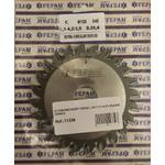 Disco de Serra Circular Riscador 120 mm X 24 Dentes 3,1-4,2/2,5 F25,4 Fepam