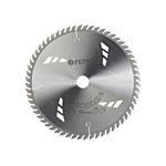 Disco de serra circular 185 mm x 24 dentes ED F.20/16 para Makita e DeWALT