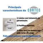 Disco de Serra Circular para Madeira Demolição 300 mm x 36 Dentes Cortec