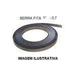 Lâmina Serra Fita 1 Pol. (25mm) Temperada Para Madeira Cortec 1,40m