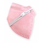 Respirador Infantojuvenil Reutilizável PFF2 (S) - rosa - Kit com 10 un.