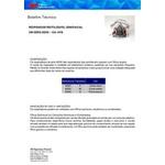 Respirador reutilizável  6200